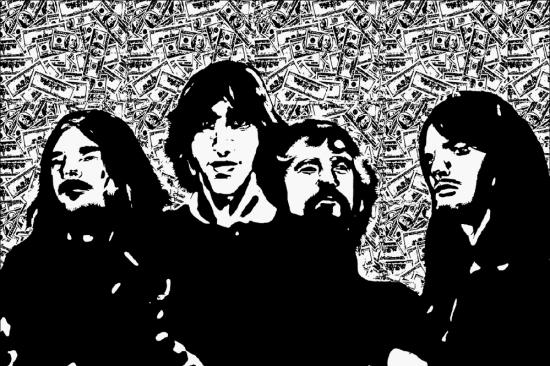 Pink Floyd by Ledzep